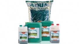 Les substrats, engrais et additifs AQUA