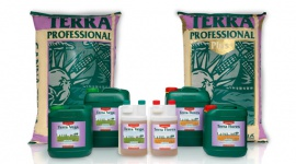 CANNA TERRA-Nährstoffe und Erdmischungen
